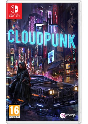 Cloudpunk NSW